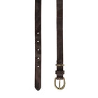 Country Attire Harris 2cm Large Leather Dog Collar