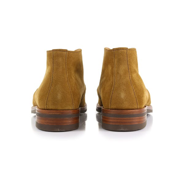 Sanders Indiana Suede Chukka Boots