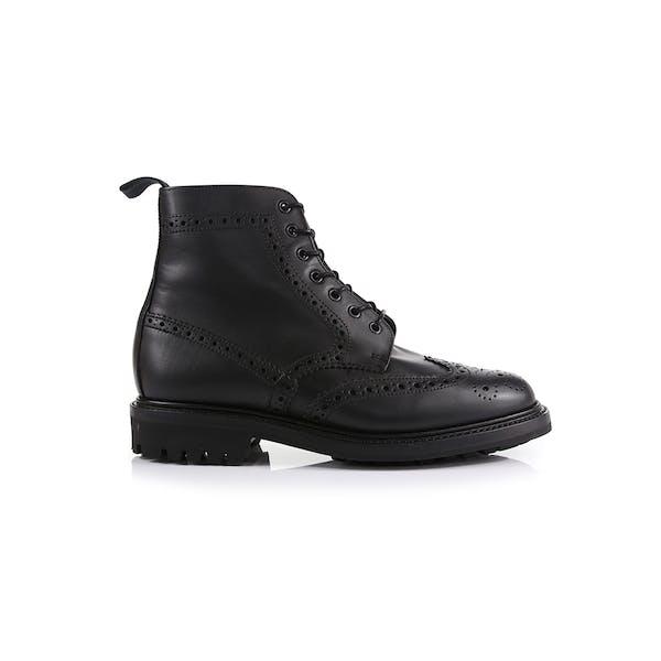 Sanders MIE Cheltenham Brogue Men's Boots