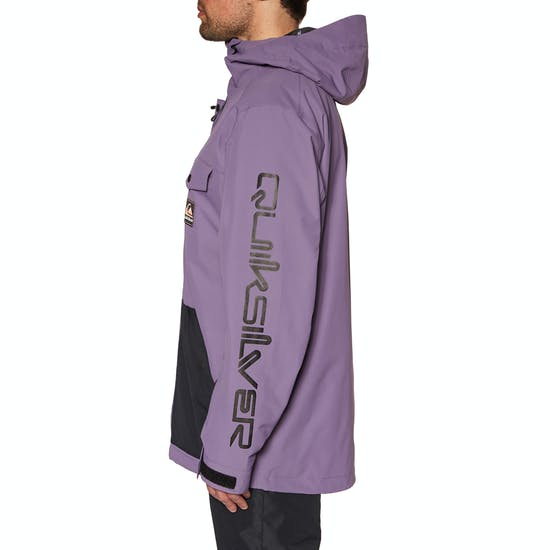 Quiksilver In The Hood Anniversary Snow Jacket