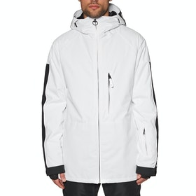 DC Retrospect Snow Jacket - White