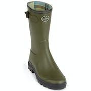 Le Chameau Giverny Jersey Lined Bottillon Women's Wellington Boots
