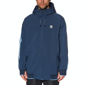 DC Spectrum Snow Jacket - Dress Blues