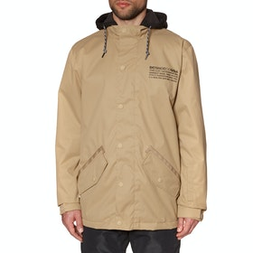 DC Union Snow Jacket - Kelp