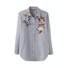 Joules Laurel Embroidery Women's Shirt