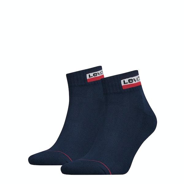 Levi's Mid Cut Sportwear Socks