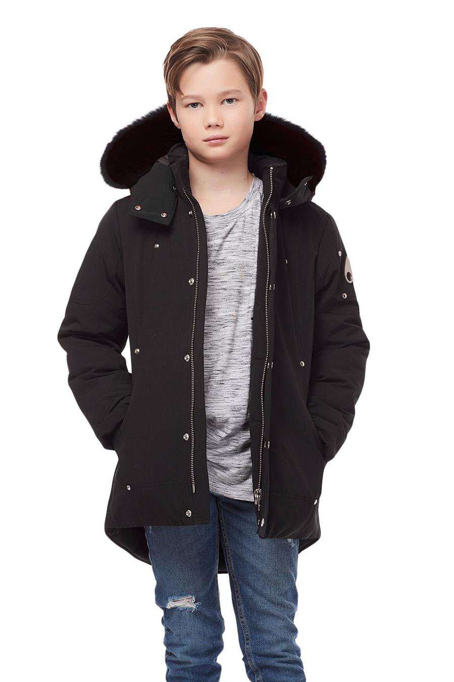 Moose Knuckles Parka Kid's Jacket