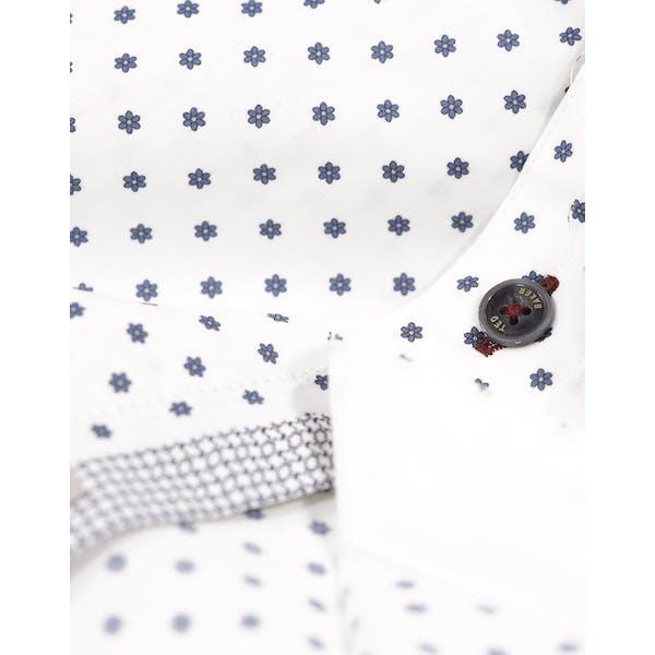 Ted Baker Printed Mini Flower Shirt