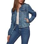 Free People Rumors Denim Women's Jacket