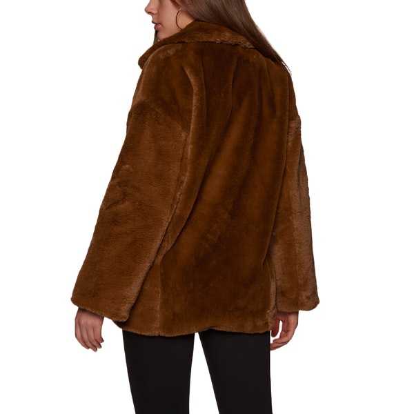 Free People Sold Kate Faux Fur Damen Jacke