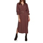 Free People Audery Stripe Midi Dress