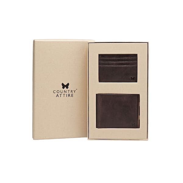 Billetera Country Attire Fulham Card Holder and