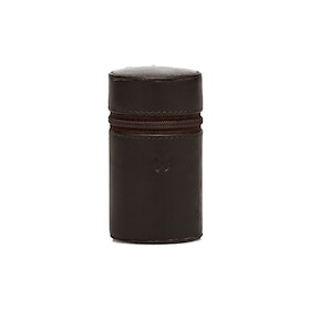 Country Attire Kingston Flask - Brown