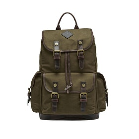 Country Attire Westminster Backpack - Khaki