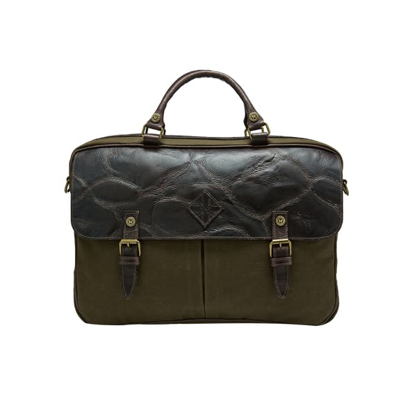 Country Attire Islington Briefcase