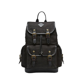 Country Attire Westminster Rucksack - Black