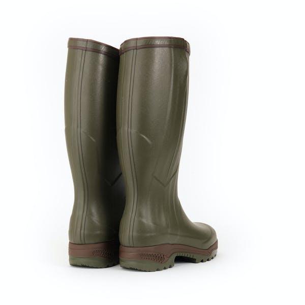 moins cher 204ca 7066c Aigle Parcours Iso Open Wellington Boots - Bronze | Country ...