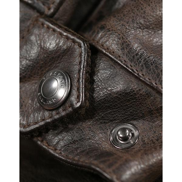 Belstaff Trialmaster Panther Herre Leather Jacket