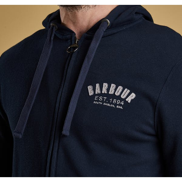 Barbour Preppy Pullover Hoody