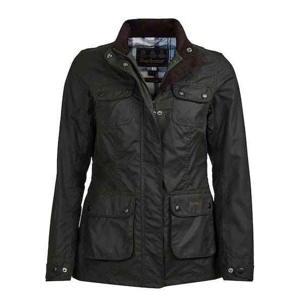 Barbour Wheatsheaf Kvinner Wax Jacket