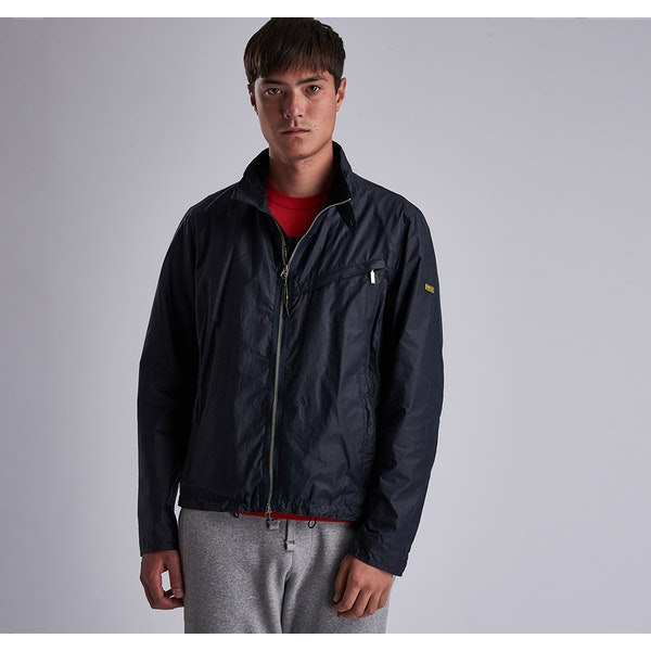 Barbour International Bower Wax Jacket
