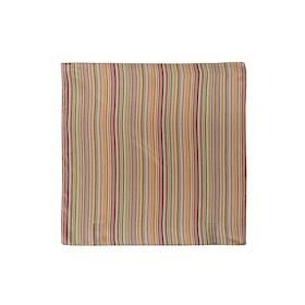 Handkerchief Uomo Paul Smith Multistripe Pocket Square - Multicoloured