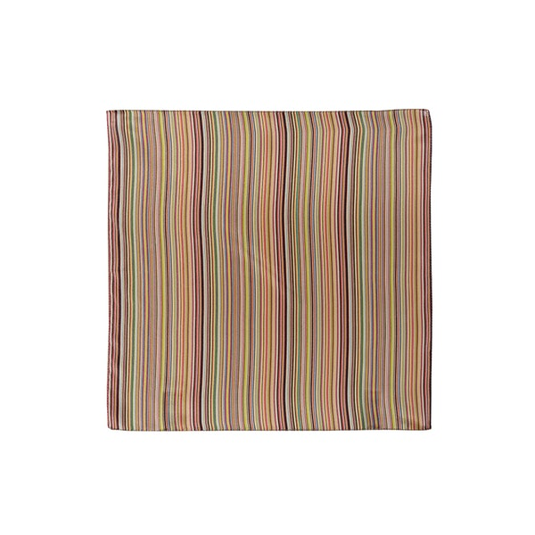 Paul Smith Multistripe Pocket Square Мужчины Handkerchief
