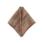 Paul Smith Multistripe Pocket Square Men's Handkerchief