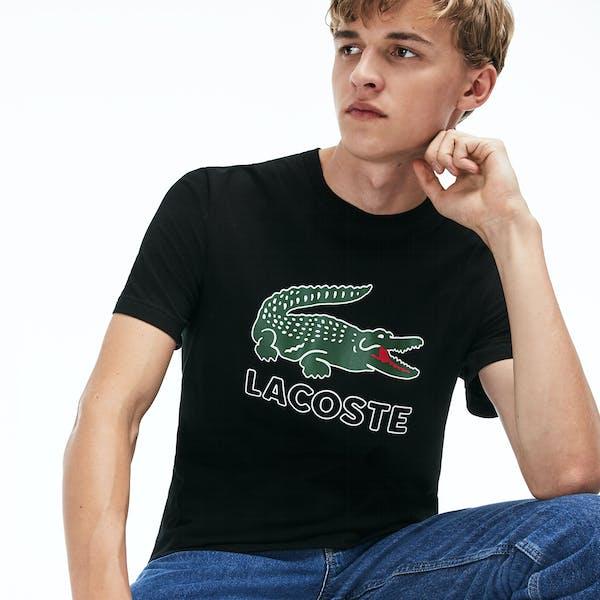 Lacoste Classic Logo Męskie Koszulka z krótkim rękawem