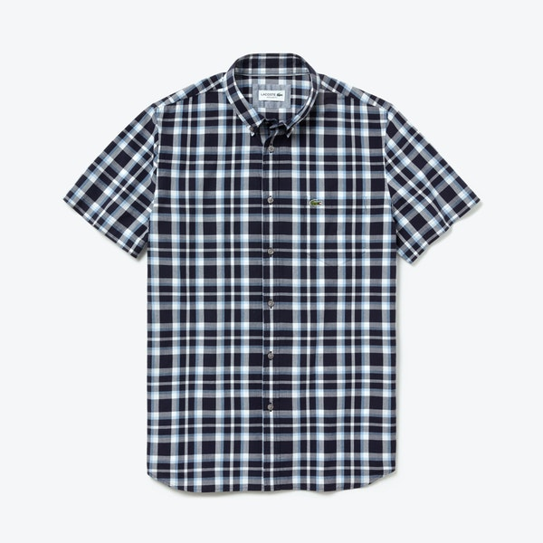 Lacoste Ch5645-00 Short Sleeve Shirt