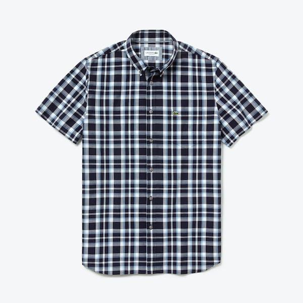 Lacoste Ch5645-00 Koszula z krótkim rękawkiem