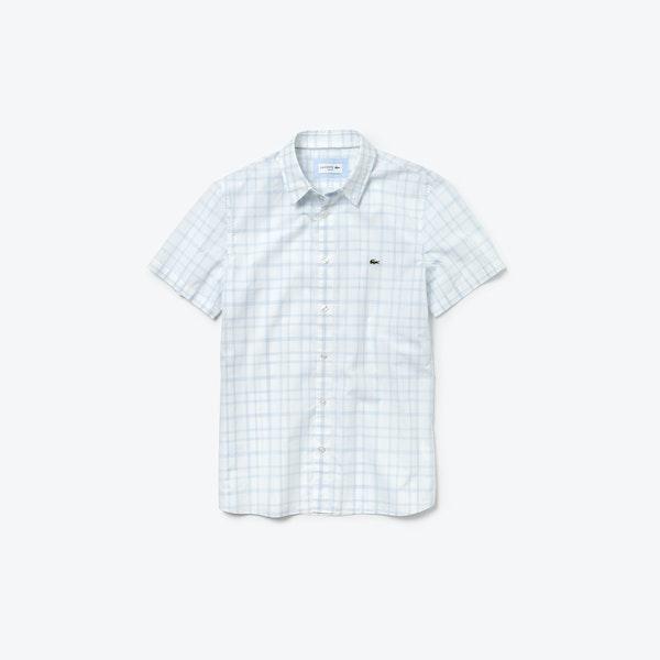 Camisa de Manga Curta Lacoste Mini Pique