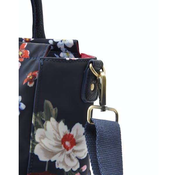 Joules Daytoday Canvas Damen Handtasche