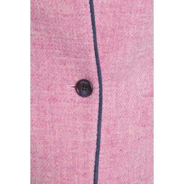 Blazer Femme Country Attire Made In England Harris Tweed Camilla