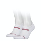 Tommy Hilfiger 2 Pack Iconic Sport Footie Fashion Socks