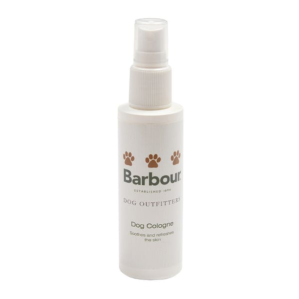 Barbour 100ml Cologne Dog Grooming