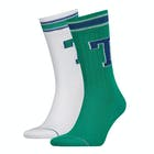 Chaussettes Tommy Hilfiger 2 Pack Patch