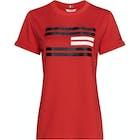 T-Shirt à Manche Courte Femme Tommy Hilfiger Talita Crew Neck
