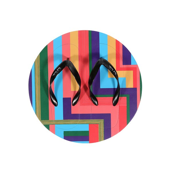 Paul Smith Multicoloured Damski Sandały