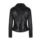 Ted Baker Yaswin Zip Hem Leather Biker Women's Jacket