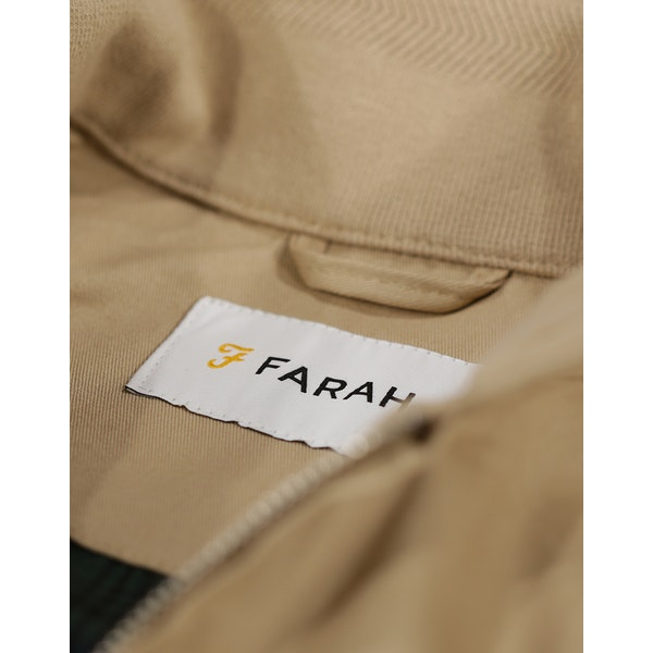 Farah Hardy Harrington Jacket
