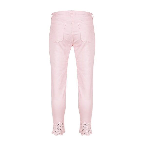 Ted Baker Nellsi Embroidered Dames Jeans