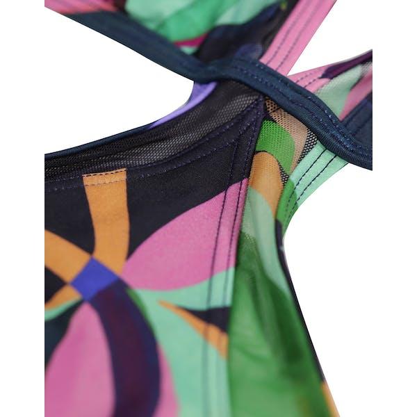 Ted Baker Janem Supernatural Cut Out Women's Swimsuit