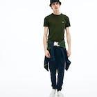 Lacoste Crew Neck Men's Short Sleeve T-Shirt