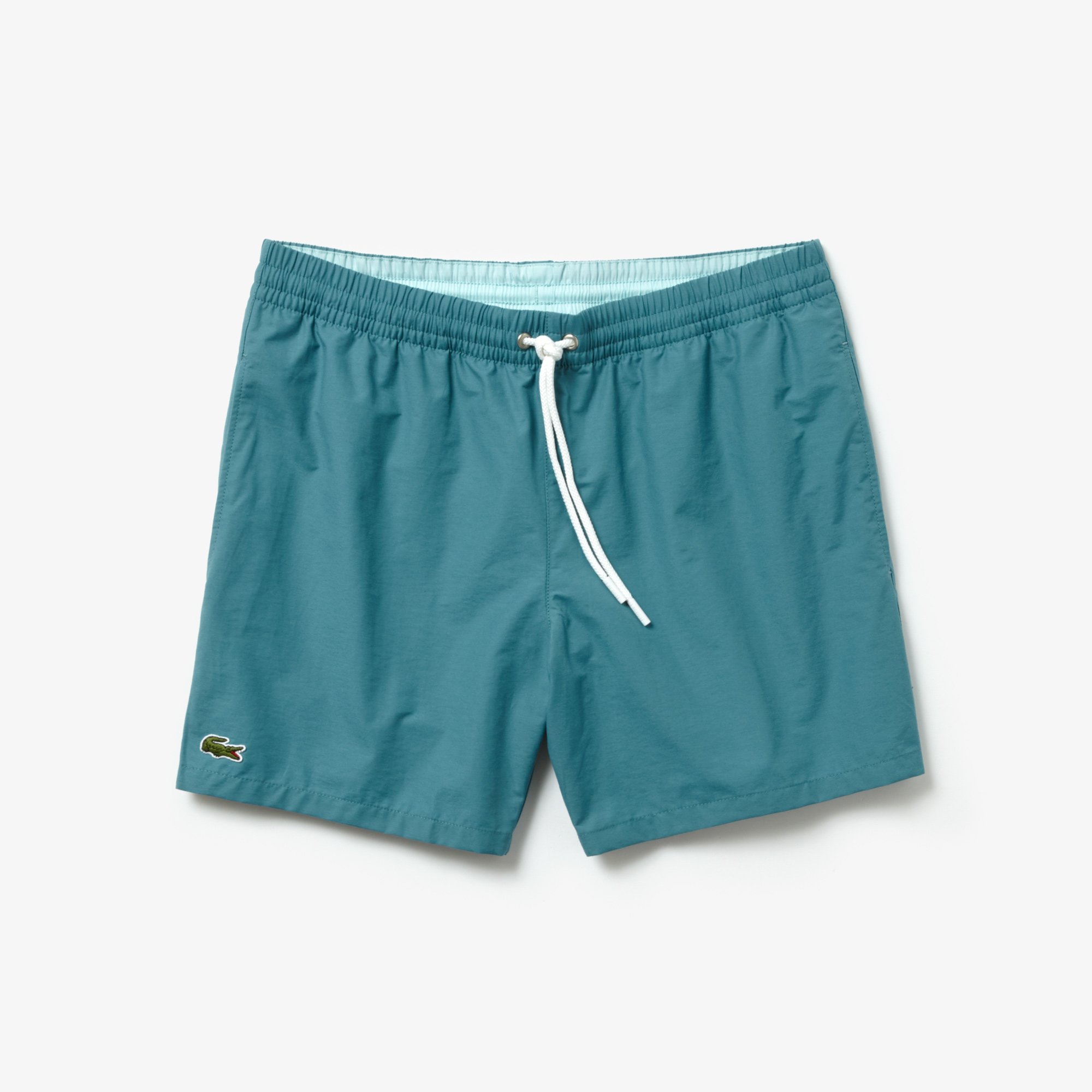 Color Lacoste Swim Shorts//Trunks Brand New Yellow