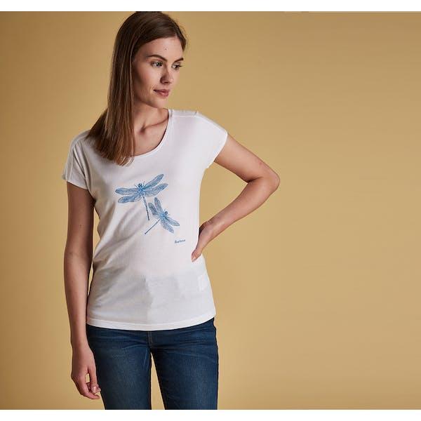 Barbour Wansfell Women's Short Sleeve T-Shirt
