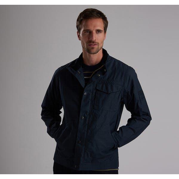 Barbour International Steve Mcqueen Major Casual Jacket
