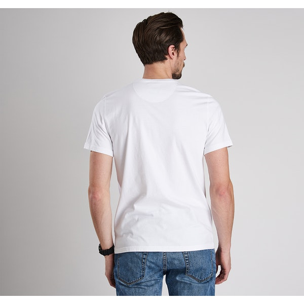 Barbour International Essential Large Logo Short Sleeve T-Shirt