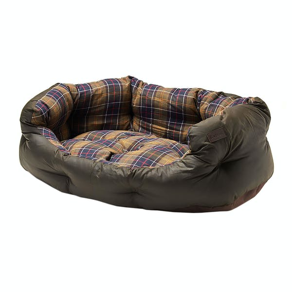 Barbour Wax Cot 35 Dog Bed