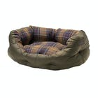 Barbour Quilted 24 Dog Bed